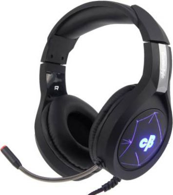 Cosmic Byte Flash CB1000 Wired Gaming Headphone, Over the Ear