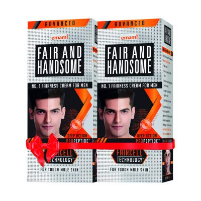 Fair and Handsome Fairness Cream, 60g Pack Of 2, 60 g