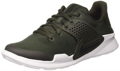 Nike Men's Nike Arrowz Sequoia/Blk-Wht Running Shoes -8 UK (42.5 EU) (9 US) ()