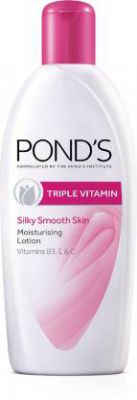 Ponds Triple Vitamin Moisturizing Lotion  (300 ml)