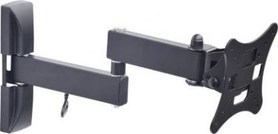 MX Premium Heavy Dual Arm LCD Stand 14 to 27