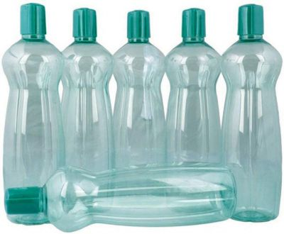 Milton Pacific 1000Ml Pet Bottles 6 Pcs Set