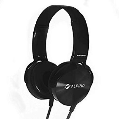 Alpino Downtown Headset Headphone Over The Ear