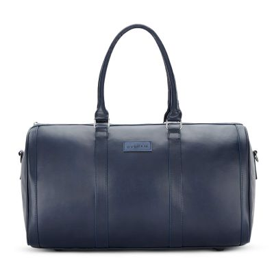 Footloose Stylish Synthetic 47 cms Navy BlueTravel Duffle (Gradis) for Men and Women