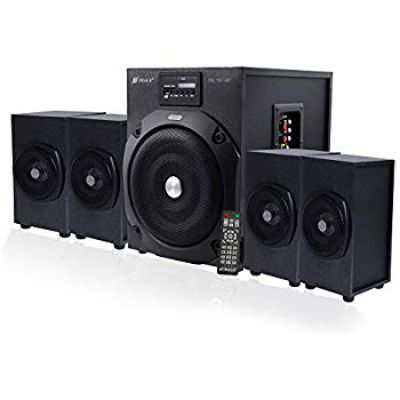 Obage HT-101 Bluetooth Home Theatre  (Black, 4.1 Channel)