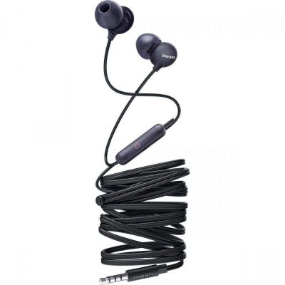 Philips SHE2405BK/00 Upbeat inear Earphone with Mic