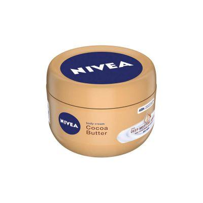 NIVEA Body Cream, Cocoa Butter, For Dry Skin, 250 ...