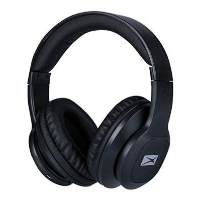 Altec Lansing MZW300-BLK On-Ear Headphones