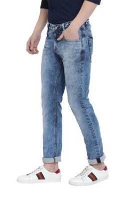 Mufti Men's Jeans at Minimum 70% Off