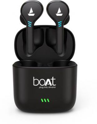 boAt Airdopes 431 True Wireless Bluetooth Headset (In the Ear)