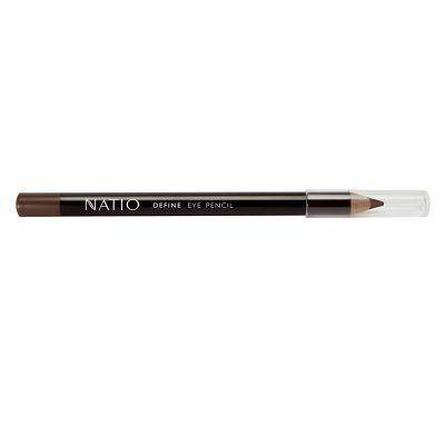 Natio Define Eye Pencil Brown, 1.6g