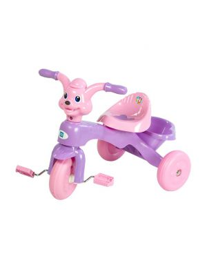 Mee Mee Easy to Ride Baby Tricycle with Push Handle