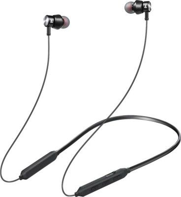 boAt Rockerz 240 Bluetooth Headset (Black, In the Ear)