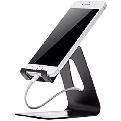 AmazonBasics Cell Phone Stand for iPhone and Android
