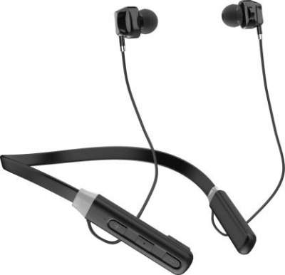 TAGG Impulse Neckband Bluetooth Headset (Black, In the Ear)