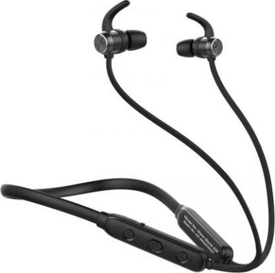 Ant Audio Wave Sports 525 Bluetooth Headset (Black, In the Ear)