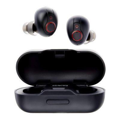 SENCER E100 Bluetooth 5.0 True Wireless Earphones with Extra Deep Bass,480 mah Charging Case