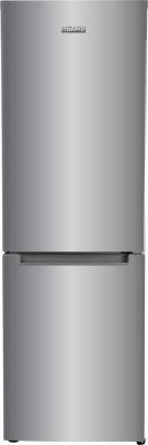 Mitashi 345 L Frost Free Double Door Bottom Mount 2 Star (2019) Refrigerator (Silver, MiRFBMF2S345v20)