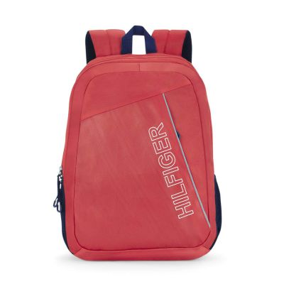 Tommy Travel Gear 23.56 Ltrs Red Laptop Backpack (TH/BIKOL04SAN)