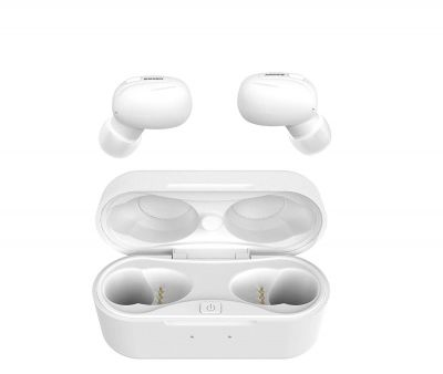 Jabees Beeing Advanced Situational Awareness True Wireless Earbuds Bluetooth 5.0 Fast Charging Earbuds Qi Enabled Wireless Charging Case