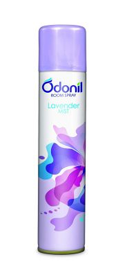 Odonil Room Freshening Spray- Lavender Mist - 600 ml