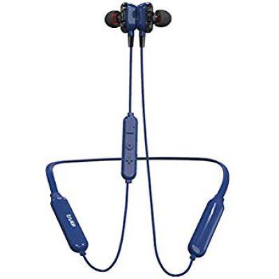 truke Yoga Power in-Ear Neckband Wireless Bluetooth Earphones with Mic