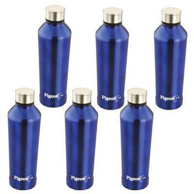 Pigeon - Hexa Fridge Bottle 750 ML Set of 6