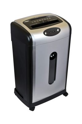 BAMBALIO 20 Sheets Crosscut Paper/CD/Credit/ATM Card Shredder 1 Year Warranty BCC-9000