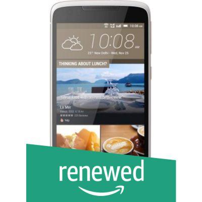 (Renewed) HTC Desire 828 (Pearl White, 16GB)