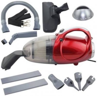 Pearl Blowing and Sucking Dual Purpose (JK-8) Hand-held Vacuum Cleaner Hand-held Vacuum Cleaner  (Multicolor)