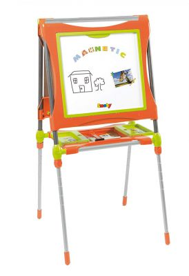 Smoby Activity My Evolutive Easel, Orange