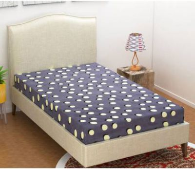 FLIPKART SMARTBUY 152 TC Microfiber Single Bedsheet (Pack of 1)