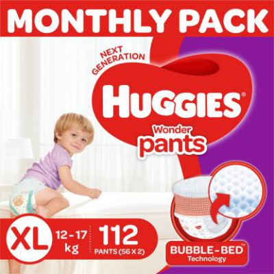 Huggies Diapers Super Combos at Minimum 30% OFF
