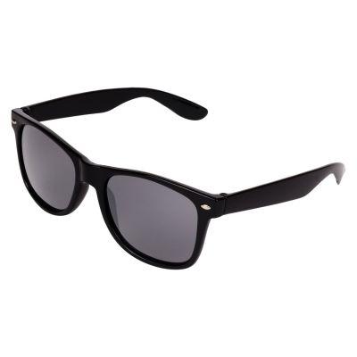 Criba Gradient Butterfly Unisex Sunglasses - (kc full blk_CRLK|40|Grey Color Lens)
