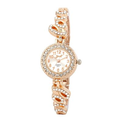 Skylofts Cute Love Style Gold Plated Watches