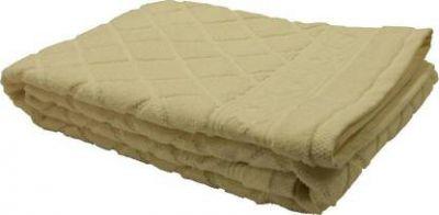 SPACES Cotton 600 GSM Bath Towel (Beige)
