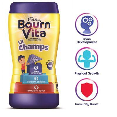 Bournvita Little Champ Health Drink Jar - 500g
