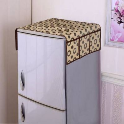 Bombay Dyeing Refrigerator Cover (Multicolor)