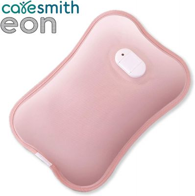 Caresmith Eon Premium Electric Hot Water Bag | Dual Insulation Silicon Technology | 6 Layers of Protection