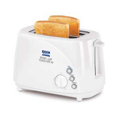 KENT 850-Watt 2-Slice Pop-up Toaster