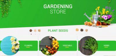 Flipkart Gardening Store: Seeds, Tools & Sets