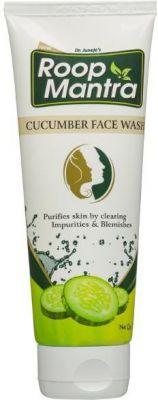 Roop Mantra Cucumber Ayurvedic Medicinal Face Wash 100ml Face Wash