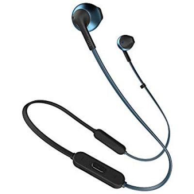 JBL Tune 205BT Wireless Earbud Headphones with Mic
