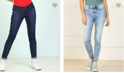 Lee Women's Jeans at Min.70% Off
