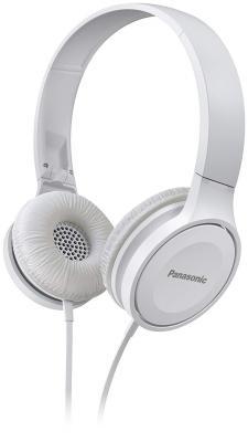 Panasonic On Ear Stereo Headphones RP-HF100ME-W