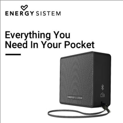 Energy Sistem Music Box 1+ V4.1 5 W Portable Bluetooth