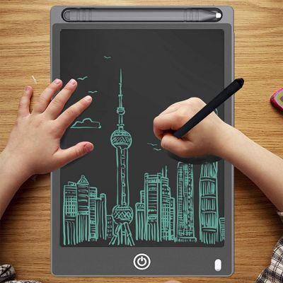 Kids Mandi 8.5 Inch LCD Writing Tablet Pad, Electronic Handwriting Drawing Ewriter Board with Erase Button