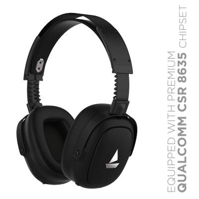 boAt NIRVANAA 717ANC Active Noise Cancellation Headphones with Bluetooth v5.0, IPX4 Sweat & Water Resistance