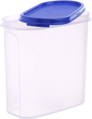 Aprana Enterprises Java Kitchen Storage Modular Container Set Assorted Colors (Set of 2, 2500 ml)