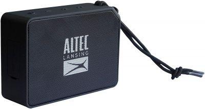 Altec Lansing One Waterproff Bluetooth Speaker - Black